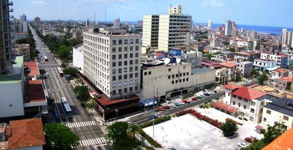 La Rampa in Havana